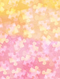 Pattern pink texture with colored spots Stock Images