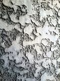 Pattern on plaster wall Royalty Free Stock Photo