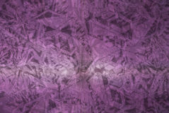 A pattern on the purple background Royalty Free Stock Image