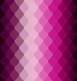 Pattern purple volume scales Royalty Free Stock Images