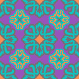 Pattern ramadan  seamless arabic. Islamic asia background  Stock Images