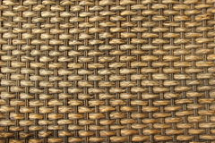 Pattern of rattan furniture Stock Photography