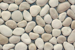 Pattern of  real stone wall Royalty Free Stock Image