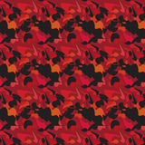 Pattern red orange black seamless texture Stock Images