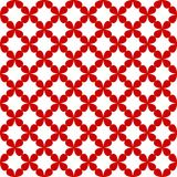 Pattern. Red pattern for printing on paper, cloth, textile, bag Royalty Free Stock Image