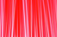 Pattern of red straw. For background Stock Photography