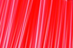 Pattern of red straw Royalty Free Stock Images
