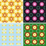 pattern repeated Στοκ Φωτογραφία