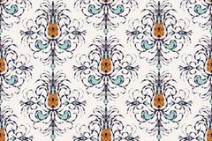 pattern retro Στοκ φωτογραφία με δικαίωμα ελεύθερης χρήσης