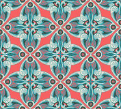 pattern retro Στοκ Εικόνα