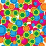 pattern retro seamless Στοκ Εικόνες