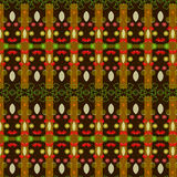 Pattern retro Stock Image