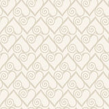 pattern retro seamless vector Μπεζ υπόβαθρο Στοκ Φωτογραφία