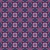 pattern retro seamless wallpaper Στοκ εικόνα με δικαίωμα ελεύθερης χρήσης