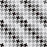 pattern retro shapes Στοκ φωτογραφίες με δικαίωμα ελεύθερης χρήσης