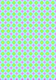 pattern retro shapes διανυσματική απεικόνιση