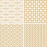 pattern retro sunny Στοκ Φωτογραφία