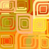 pattern retro vector Στοκ Εικόνες