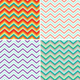 Pattern Retro Zig Zag Chevron Vector. Illustration background Pattern Retro Zig Zag Chevron Vector Stock Photography