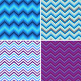 Pattern Retro Zig Zag Chevron Vector. Illustration background Pattern Retro Zig Zag Chevron Vector Royalty Free Stock Photo