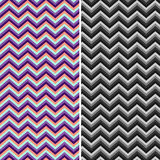 Pattern Retro Zig Zag Chevron Vector. Illustration background Pattern Retro Zig Zag Chevron Vector Stock Image