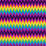 Pattern Retro Zig Zag Chevron Vector. Illustration background Pattern Retro Zig Zag Chevron Vector Royalty Free Stock Images