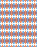 Pattern rhombus Stock Photos