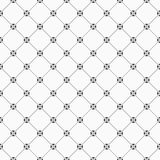 Pattern_248_rhombuses_lattice exemplaar Stock Afbeelding