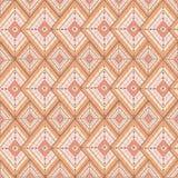 Pattern of rhombuses Stock Photo