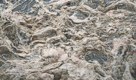 The pattern of rock Stock Photography