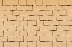 Pattern of roof tile Stock Image