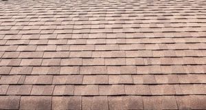 Pattern of roof tiles. Royalty Free Stock Image