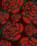 Pattern rose Royalty Free Stock Image