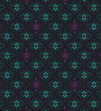 Pattern. Sample with a floral pattern on anything Stock Image