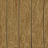 Pattern-3 sans couture en bois Image stock