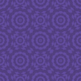 Pattern seamless abstract geometric bright. Circles and flowers. Gamma purple. Illustration . Use for the site, printing, pa. Per, cloth, decoration design etc Royalty Free Stock Image