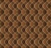 Pattern. Seamless background with decorative pattern Stock Images