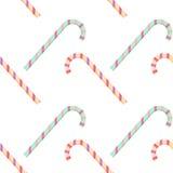 Pattern seamless candy Stock Photos
