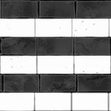 Pattern of seamless ceramic tile wall texture Stock Photography