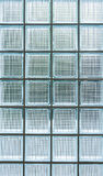 Pattern of seamless clear white Glass wall Royalty Free Stock Image