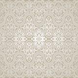 Pattern seamless with damask motifs. Stock Photography