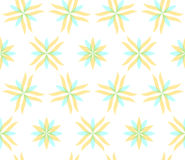 Pattern seamless flower. Pattern  floral complex seamless vector Stock Images