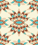 Pattern seamless india Royalty Free Stock Photo