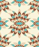 Pattern seamless india Royalty Free Stock Photo