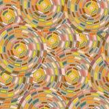 Pattern seamless kaleidoscopes Royalty Free Stock Photo