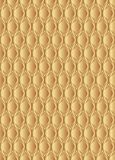 Pattern. Seamless pattern, golden background with vintage ornament Stock Photos