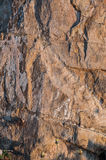 Pattern of Seamless rock texture and surface background closeup Stock Photo