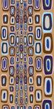 pattern seamless sixties Στοκ Εικόνες