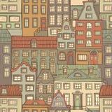 pattern seamless urban Στοκ φωτογραφία με δικαίωμα ελεύθερης χρήσης