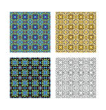 Pattern set_2 Royalty Free Stock Photos